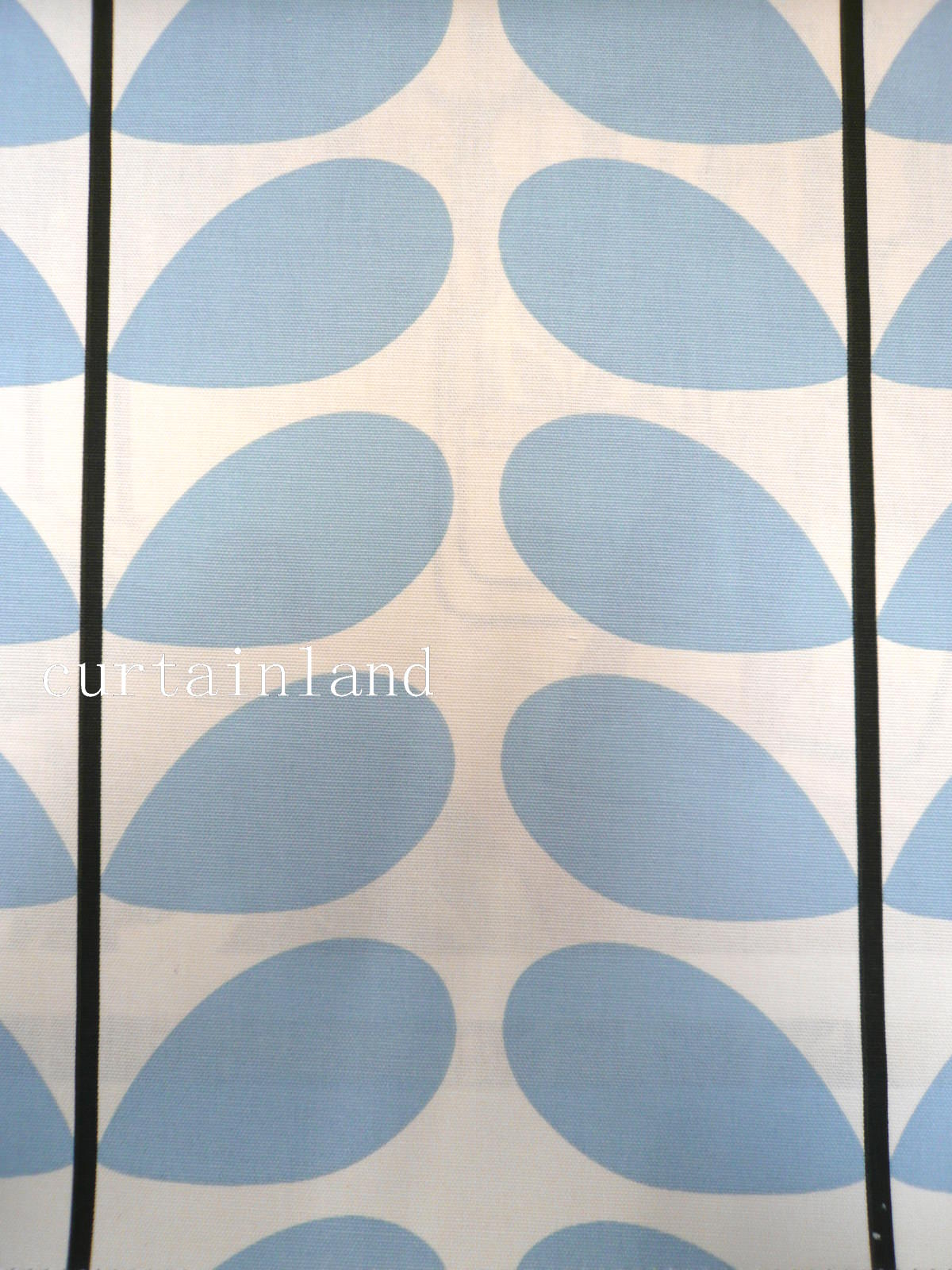 Orla kiely two color stem powder blue